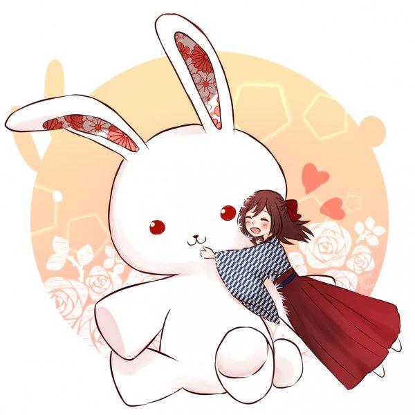 兔子~~~
