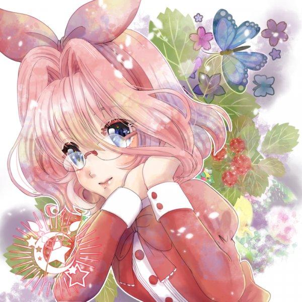 粉紅色愛麗絲