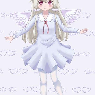 吸血鬼cosplay天使 (隔壁的吸血鬼美眉)