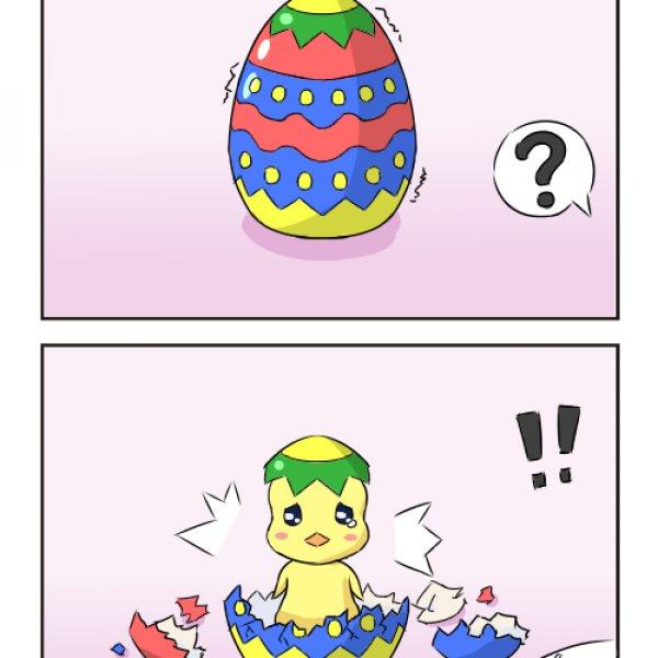 小小的復活節故事