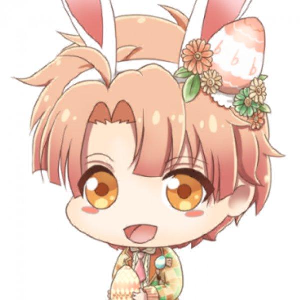 可愛三月兔兔