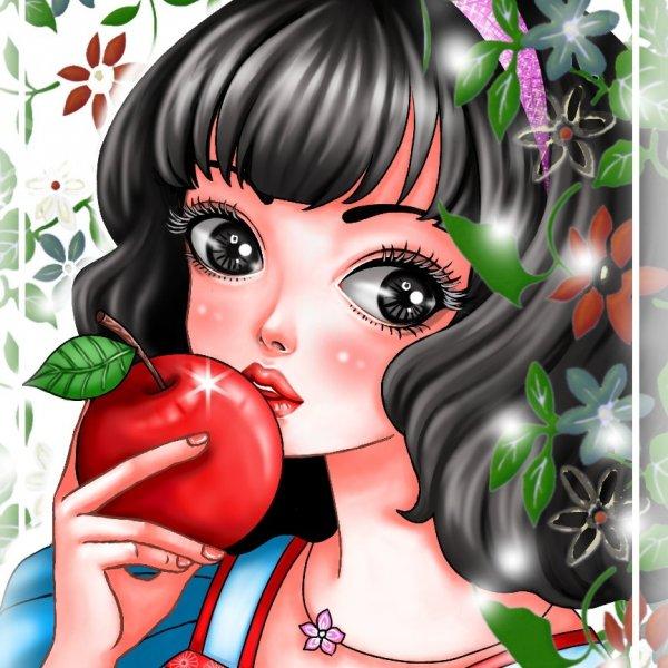蘋果的誘惑